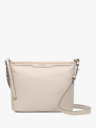 f7a943fbc5 Radley Patcham Place Medium Zip-Top Leather Cross Body Bag