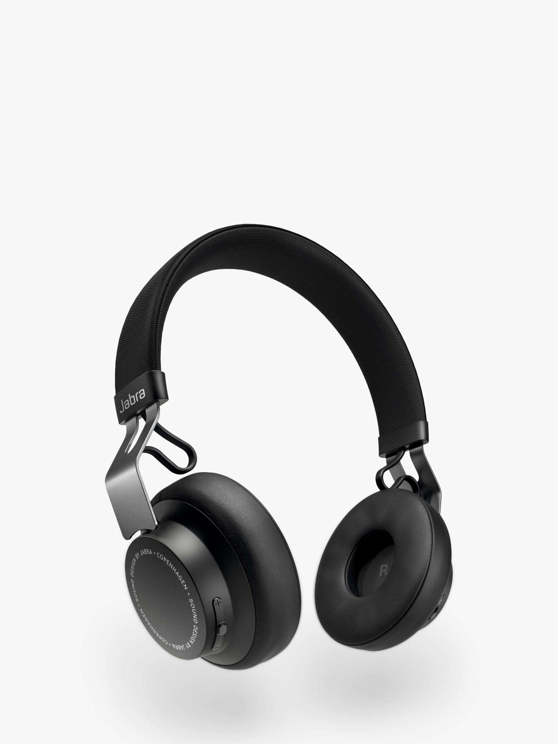 Jabra Move Style Edition Wireless Bluetooth On Ear Headphones With Mic Remote At John Lewis Partners