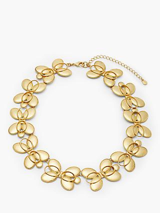 Boden Oval Statement Necklace
