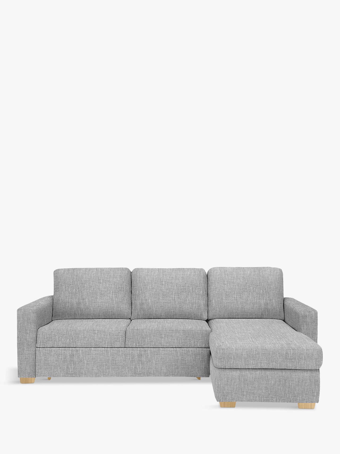 Fantastic John Lewis Partners Sacha Sofa Bed Arden Blue Grey Gmtry Best Dining Table And Chair Ideas Images Gmtryco