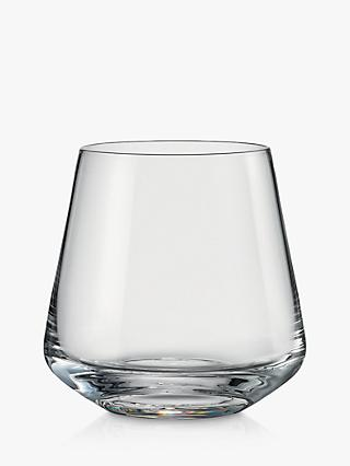 Dartington Crystal Simplicity Tumblers, 290ml, Set of 6, Clear