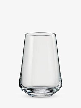 Dartington Crystal Simplicity Highball Glasses, 380ml, Set of 6, Clear