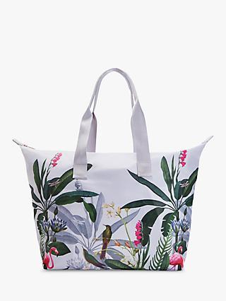 df0ec27fcad5 Ted Baker Sofiae Pistachio Fold Away Shopper Bag