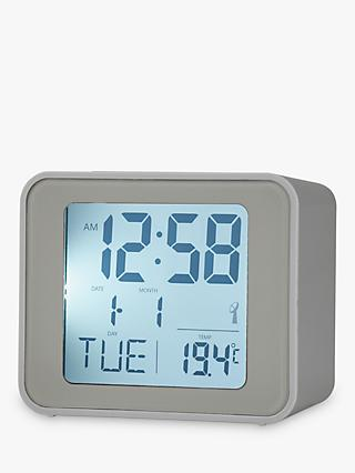Acctim Radio Controlled Digital Alarm Clock