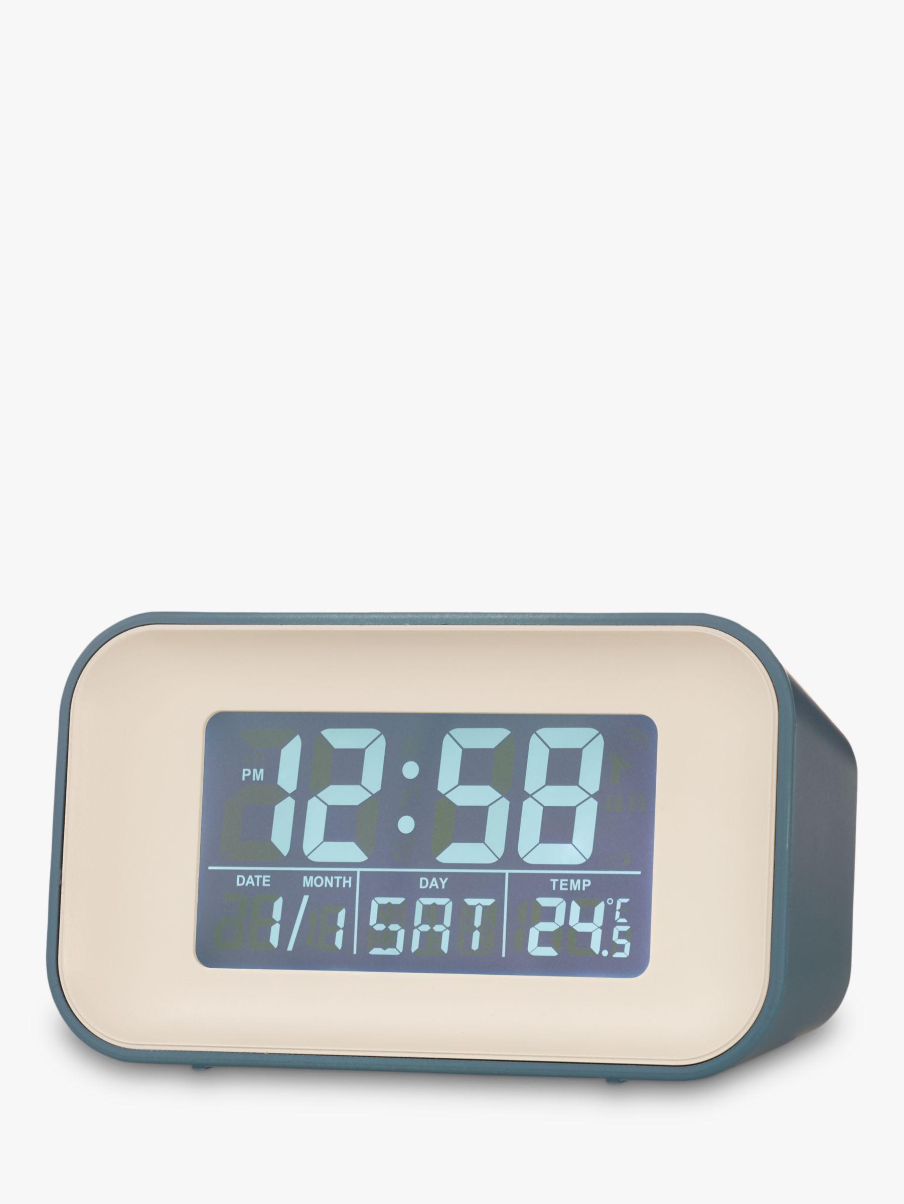 Acctim Acctim Reflection Display LCD Digital Alarm Clock