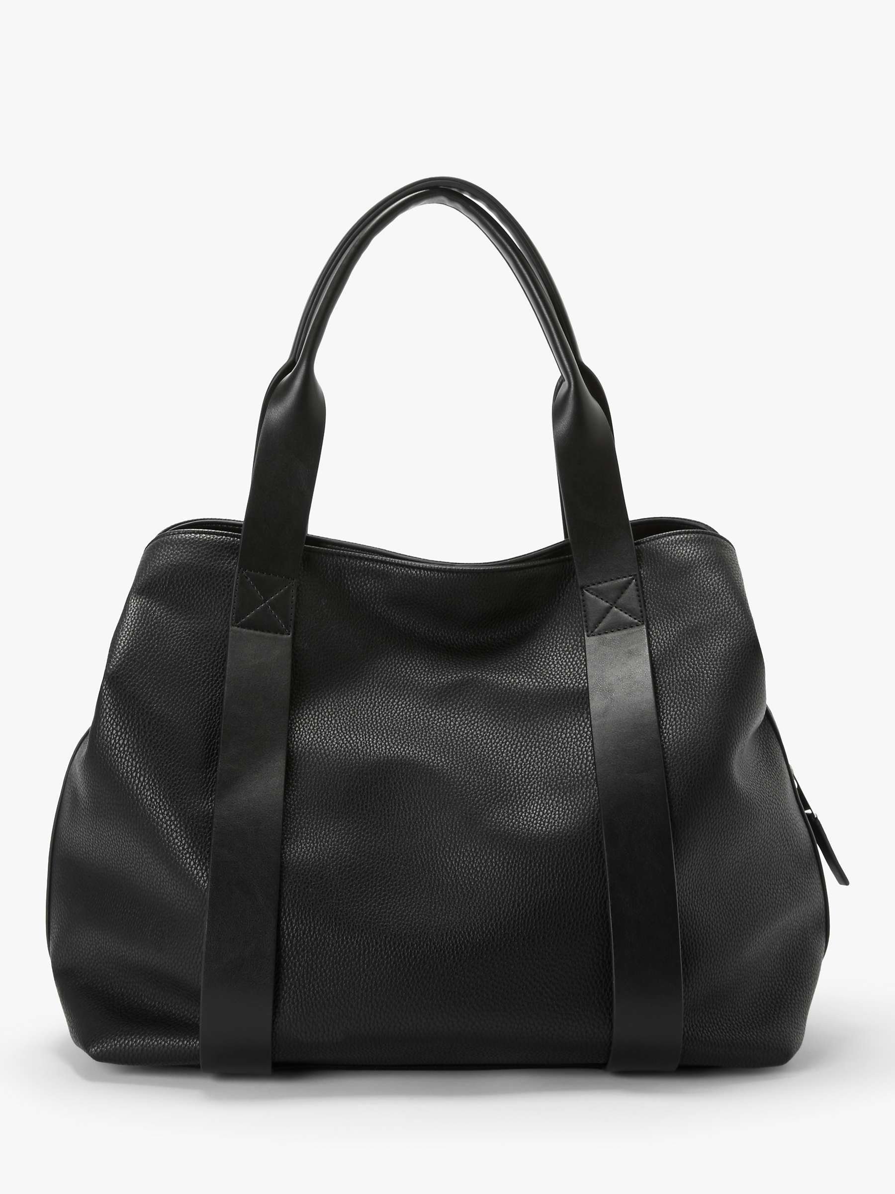Kin Sia Compartment Tote Bag, Black by John Lewis