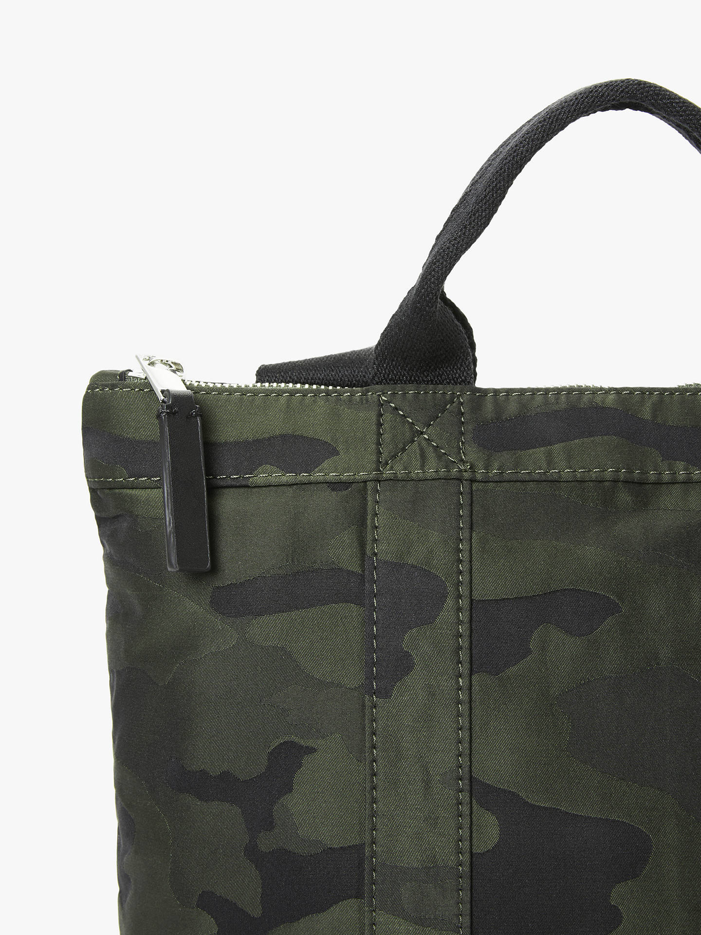 Kin Sette Tote Backpack Camo At John