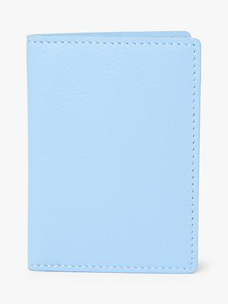John Lewis & Partners Em Leather Card Holder