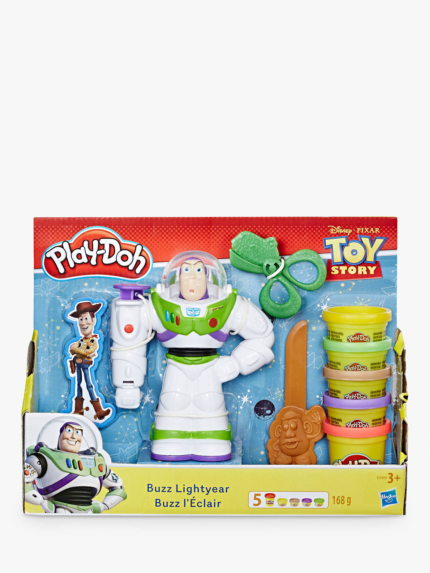 Play-Doh Toy Story Buzz Lightyear