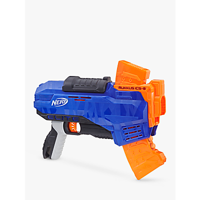 NERF N-Strike Elite Rukkus ICS-8 Blaster Pack