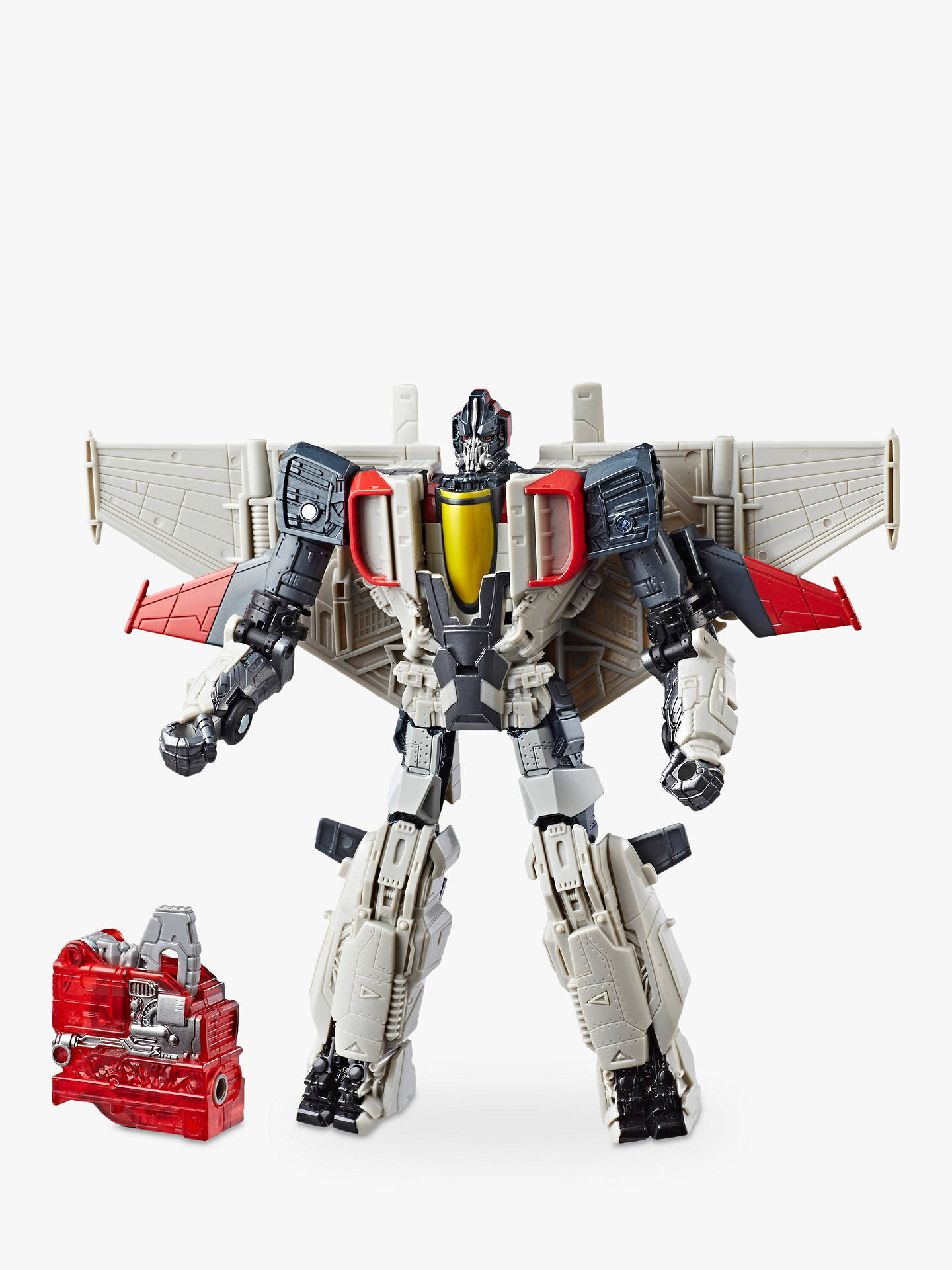 a9f34f3974 Buy Transformers Bumblebee Energon Igniters Nitro Series Blitzwing Action  Figure Online at johnlewis.com ...
