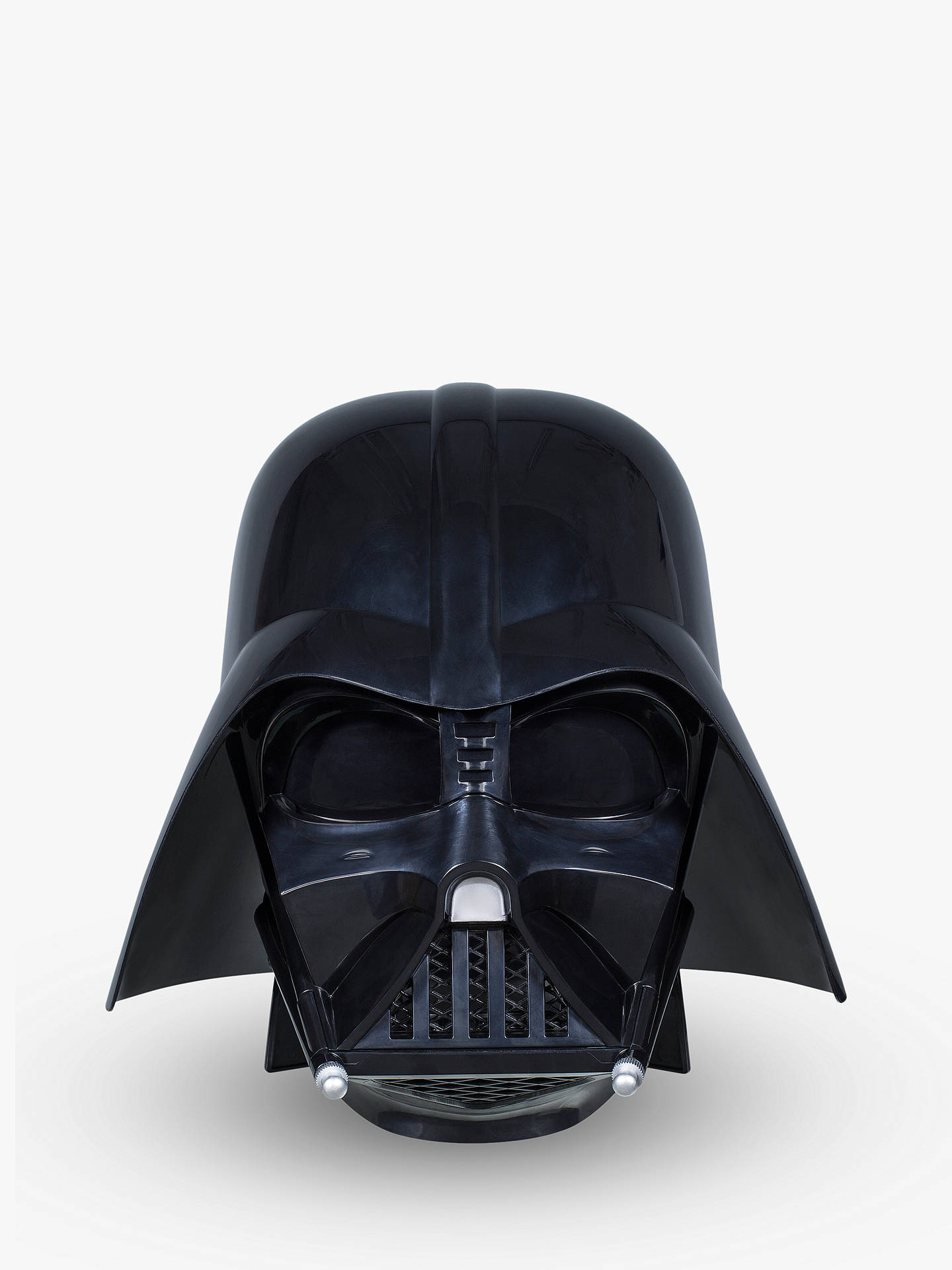 68dd6f60c Buy Star Wars The Black Series Darth Vader Premium Electronic Helmet Online  at johnlewis.com ...