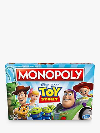 Monopoly Toy Story Board Game