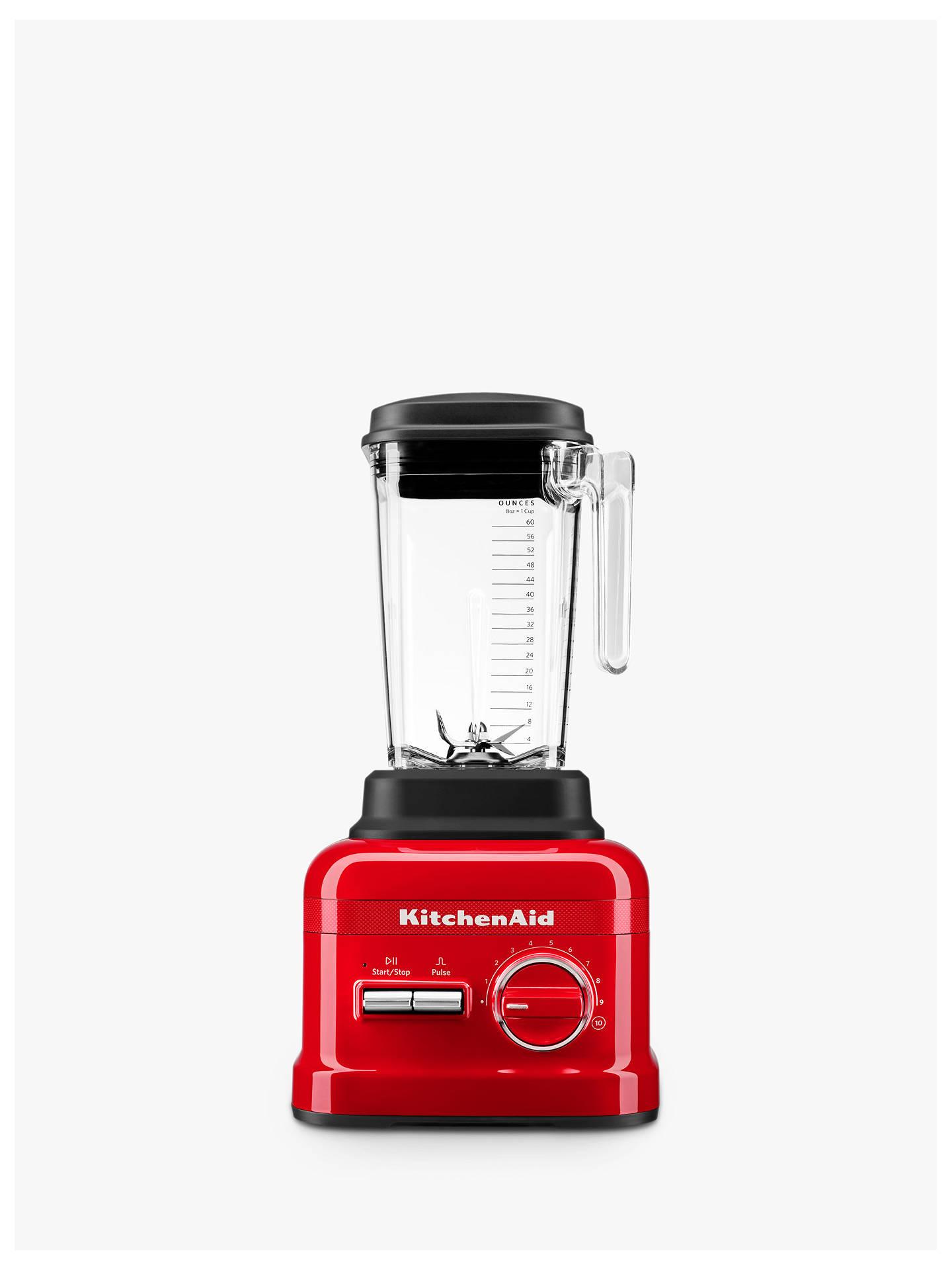 Kitchenaid Queen Of Hearts 5ksb6060hbsd Food Blender Red At John