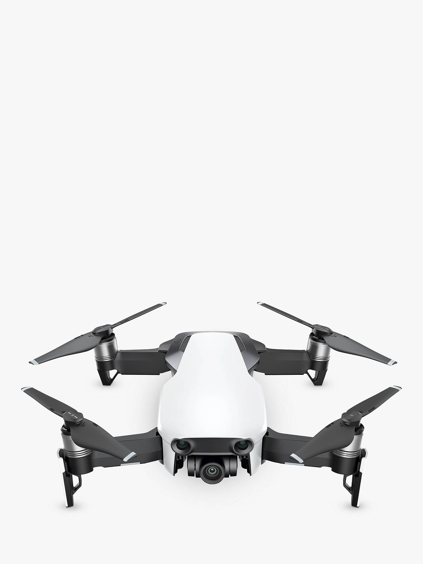 fbe3acd6d3f Buy DJI Mavic Air Drone Fly More Combo, Arctic White Online at  johnlewis.com ...