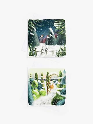 Kate Spade Christmas Cards 2019.Christmas Cards Single Multipack Christmas Cards At John