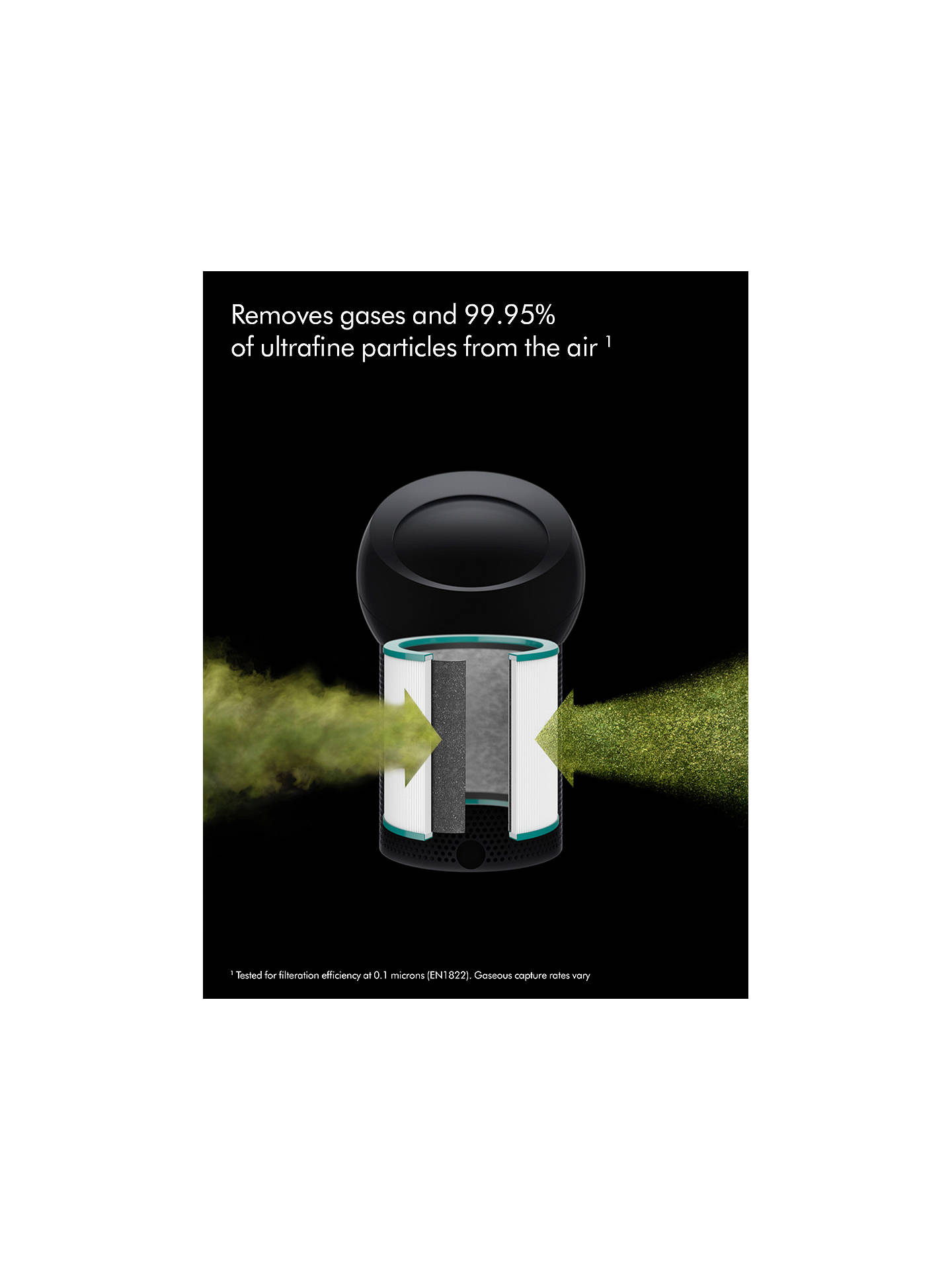 Buy Dyson Pure Cool Me Personal Purifier Fan Online at johnlewis.com