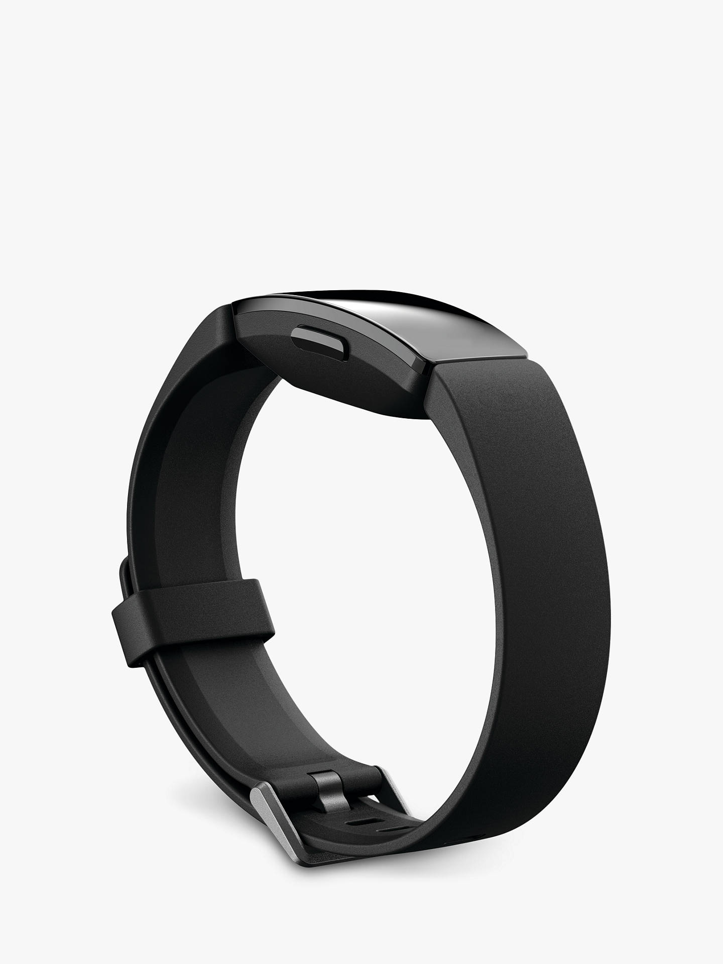 Buy Fitbit Inspire HR, Health and Fitness Tracker with Heart Rate Monitor, Black Online at johnlewis.com