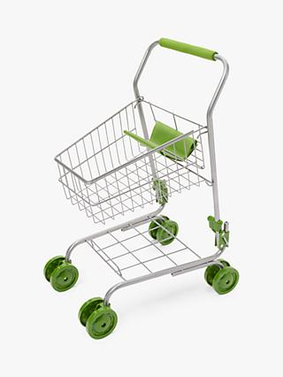 John Lewis & Partners Waitrose Shopping Trolley