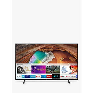 Samsung QE82Q60R (2019) QLED HDR 4K Ultra HD Smart TV, 82