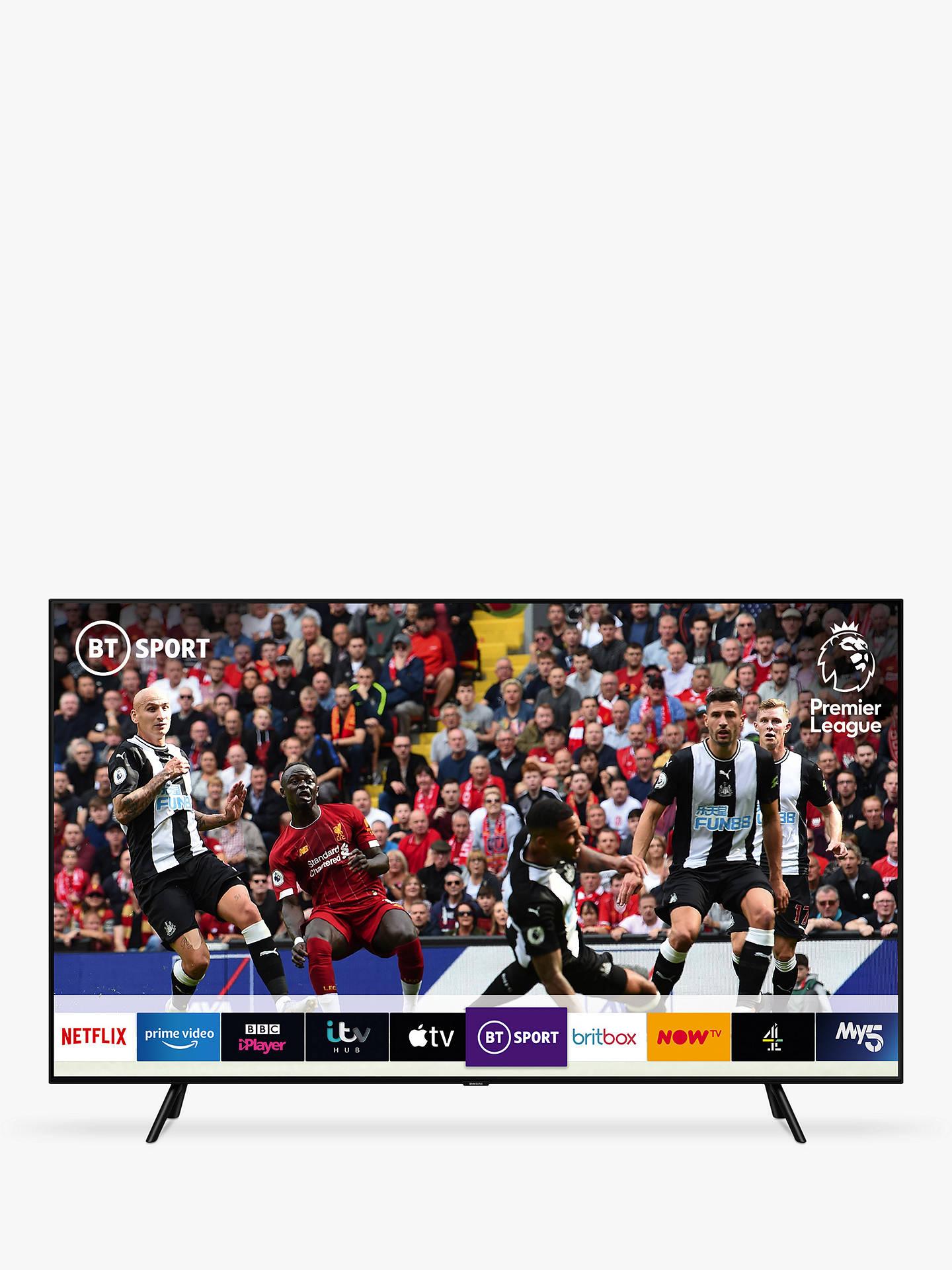 "Samsung Qe55 Q70 R (2019) Qled Hdr 1000 4 K Ultra Hd Smart Tv, 55"" With Tv Plus/Freesat Hd & Apple Tv App, Slate Black by Samsung"