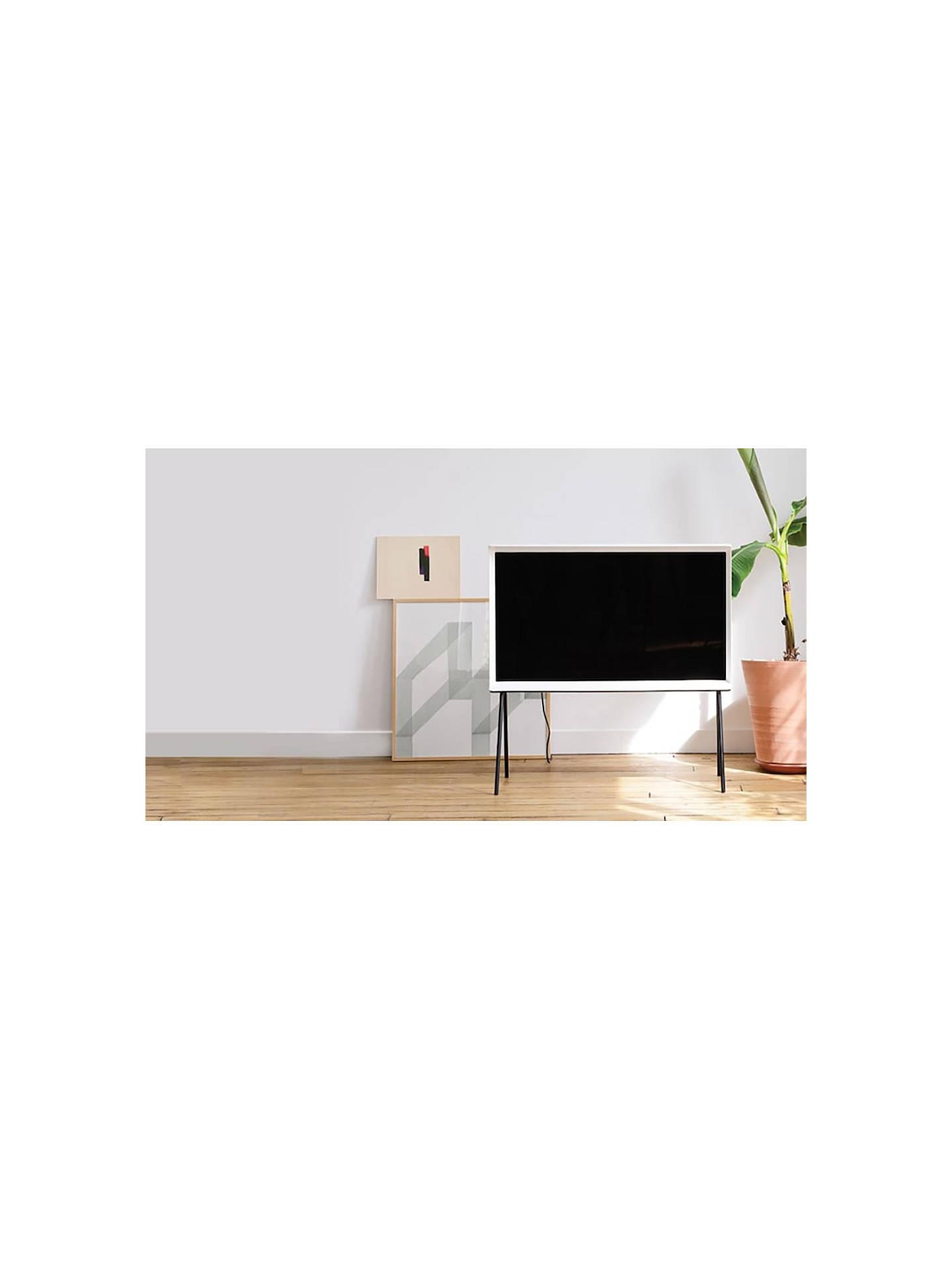 Samsung The Serif (2019) QLED HDR 4K Ultra HD Smart TV, 43
