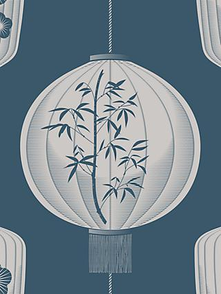 Mini Moderns Lucky Lantern Wallpaper