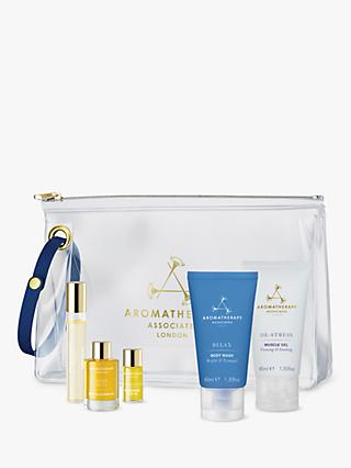 Aromatherapy Associates Bath & Body Relax & Sleep Edit Gift Set