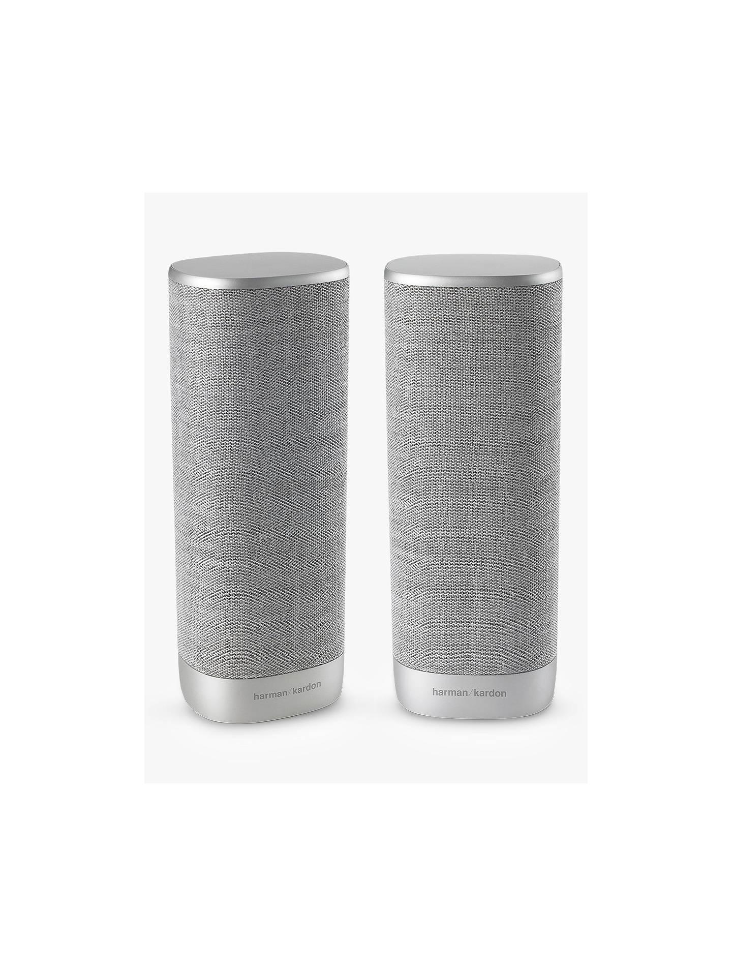 Harman / Kardon Citation Wireless Surround Speakers, Grey