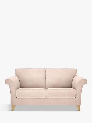 John Lewis & Partners Charlotte Medium 2 Seater Sofa, Light Leg