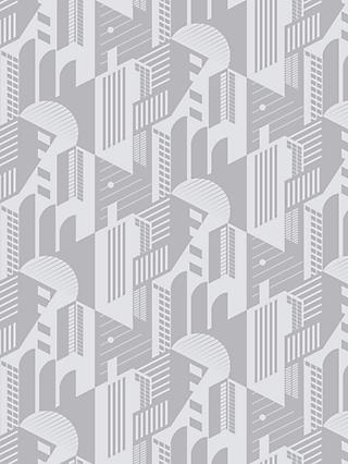 Mini Moderns Bauhaus Wallpaper