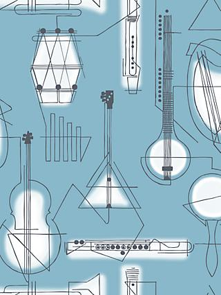 Mini Moderns Concert Wallpaper