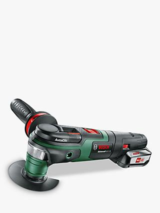 Bosch AdvancedMulti 18 Cordless Multifunction Tool