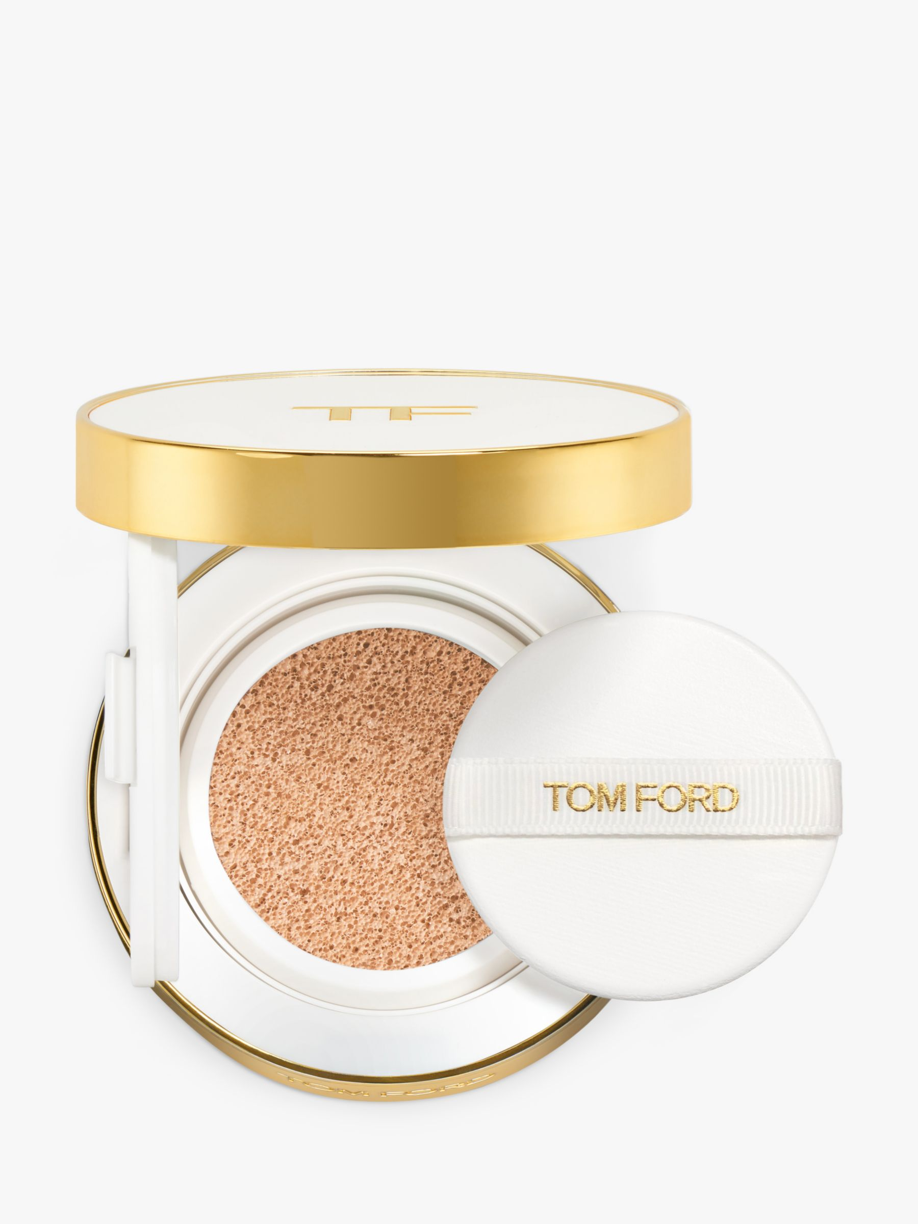 Tom Ford Glow Tone Up Foundation Spf 40 Hydrating Cushion Compact Foundation At John Lewis Partners