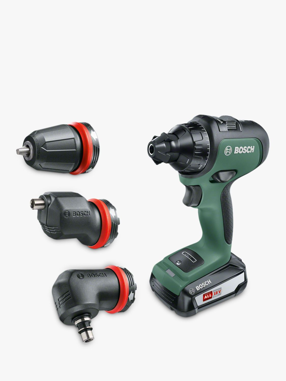 Bosch Bosch AdvancedImpact18 Cordless Two-speed Combi Electric Drill