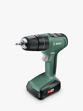 Bosch Impact 18 Universal Cordless Electric Drill
