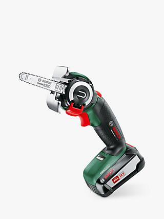 Bosch AdvancedCut 18 Cordless NanoBlade Saw