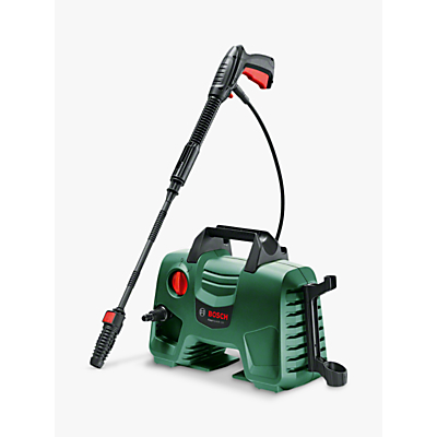 Bosch EasyAquatak 110 High Pressure Washer, Green/Black