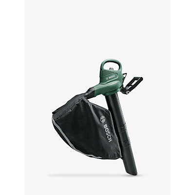 Bosch UniversalGardenTidy Garden Leaf Blower