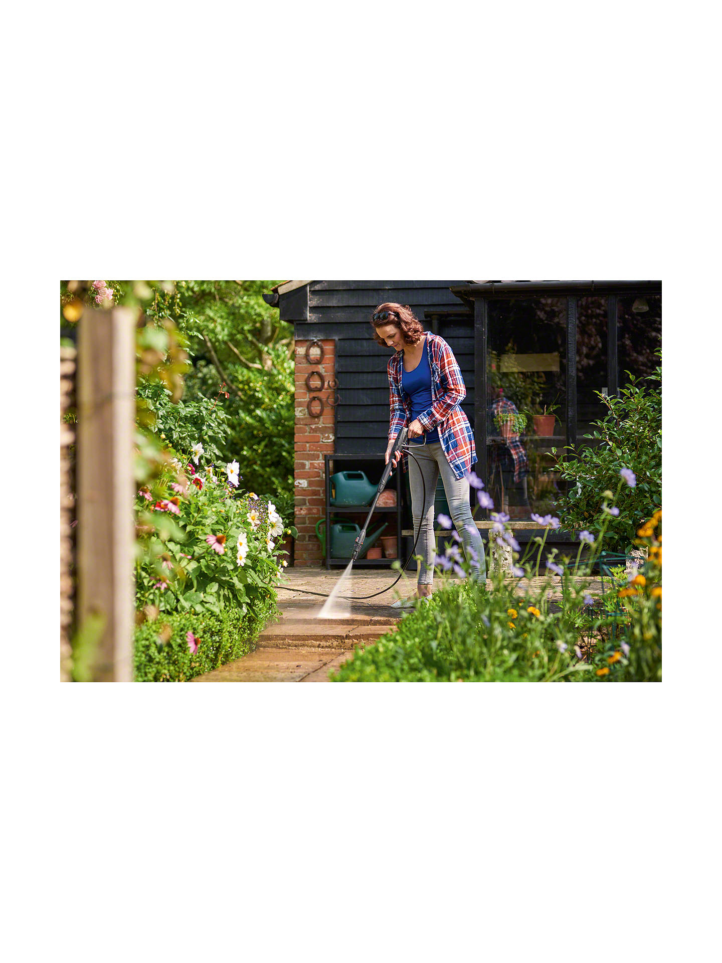 Buy Bosch UniversalAquatak 135 High-Pressure Washer Online at johnlewis.com