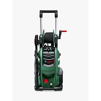 Bosch AdvancedAquatak 160 High Pressure Washer, Green/Black
