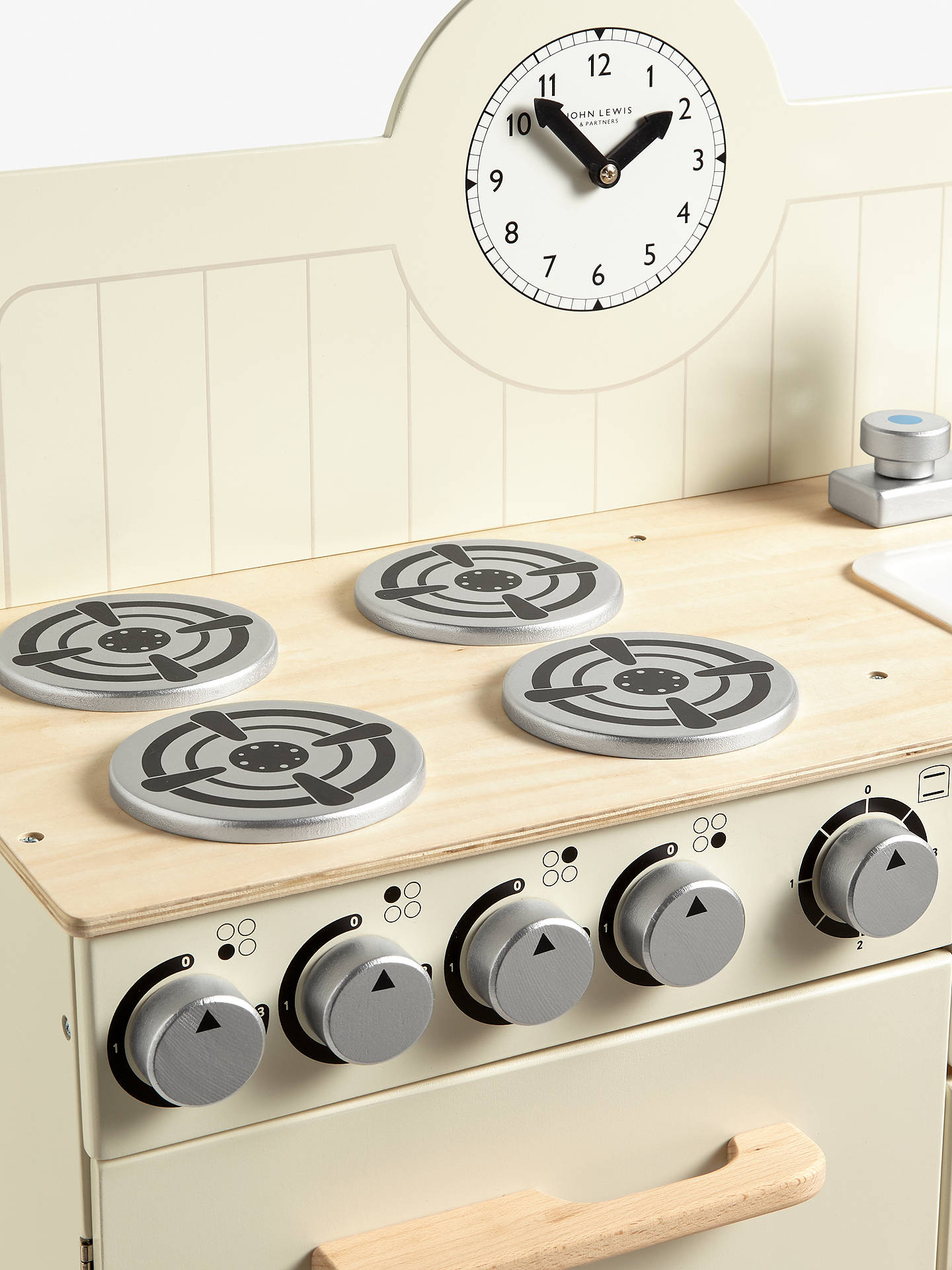 Buy John Lewis & Partners Wooden Country Kitchen Online at johnlewis.com