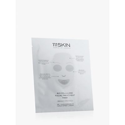 Image of 111SKIN Bio-Cellulose Facial Treatment Mask x 1, 23ml