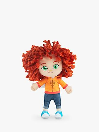 Wonder Park Plush June Soft Toy