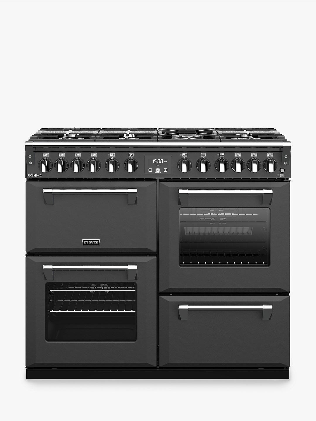 Buy Stoves RICH S1000DF Ant Cook Online at johnlewis.com