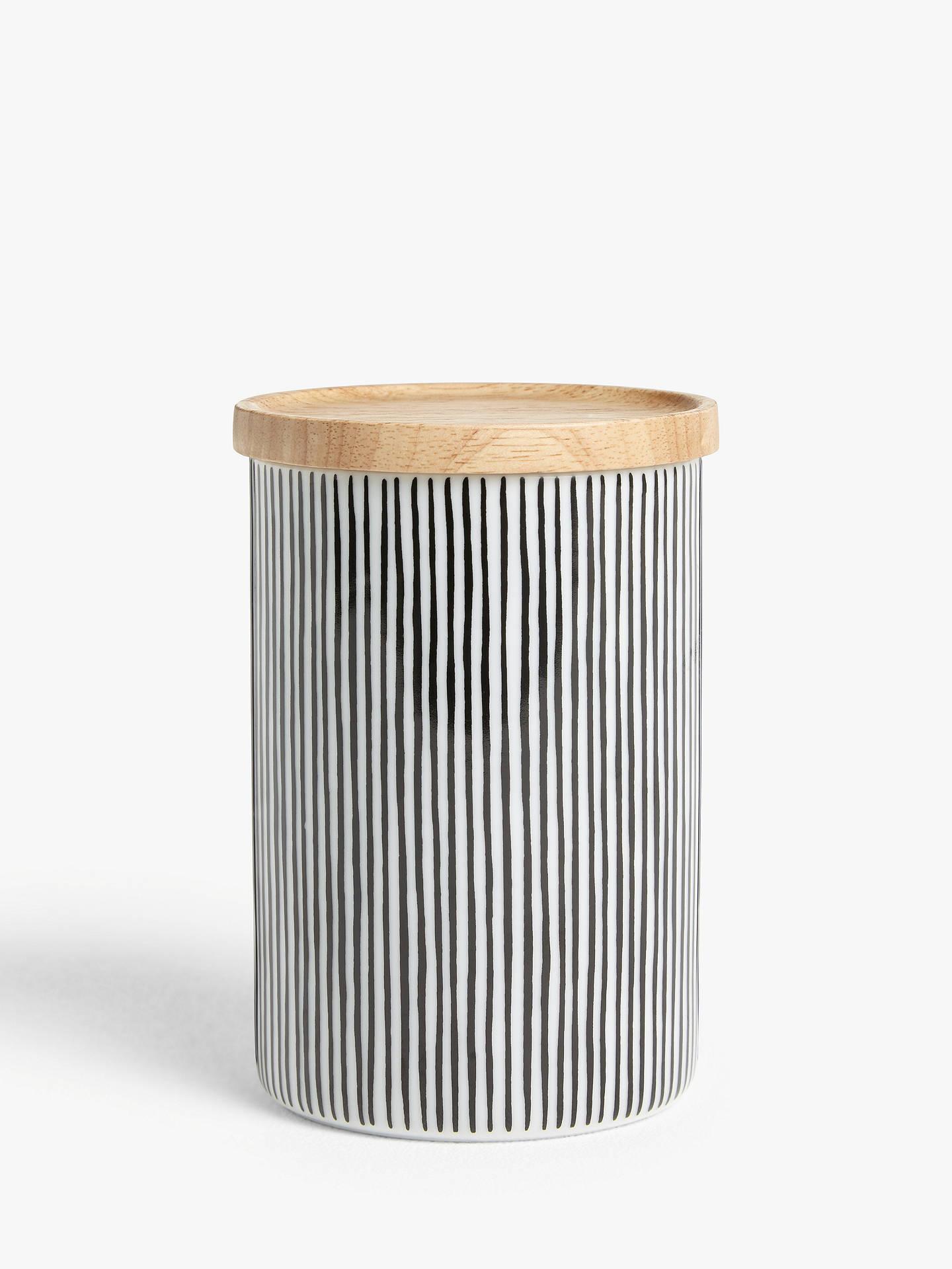 House By John Lewis Ceramic Storage Jar