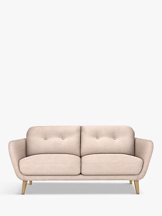 House by John Lewis Arlo Medium 2 Seater Sofa, Light Leg