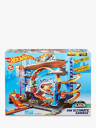 Hot Wheels Ultimate Garage Track Set