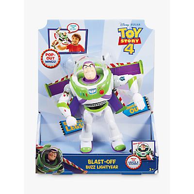 Disney Pixar Toy Story 4 Blast Off Buzz Lightyear Action Figure
