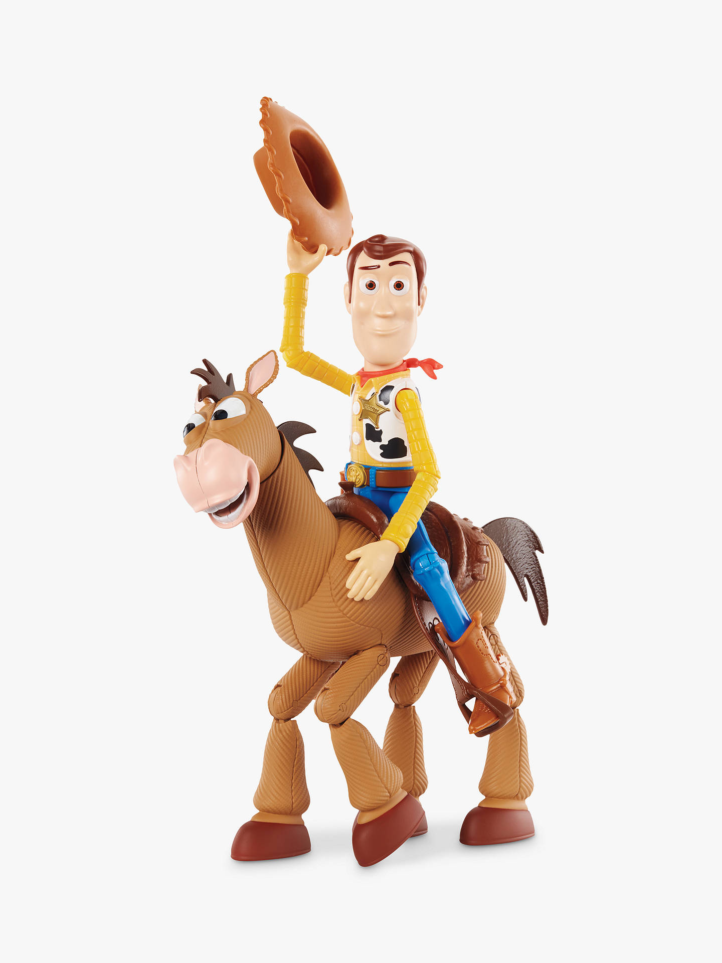 Disney Pixar Toy Story 4 Woody & Bullseye Adventure Pack ...